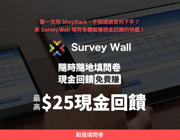 Survey Wall