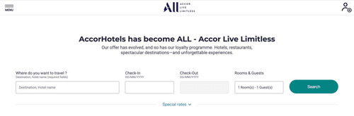 AccorHotels雅高酒店