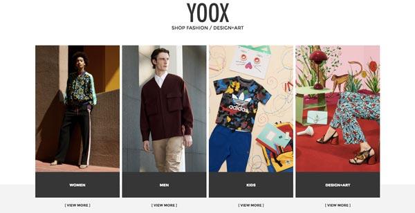Yoox 台灣購物現金回饋