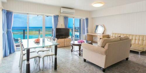 沖繩海濱公寓酒店