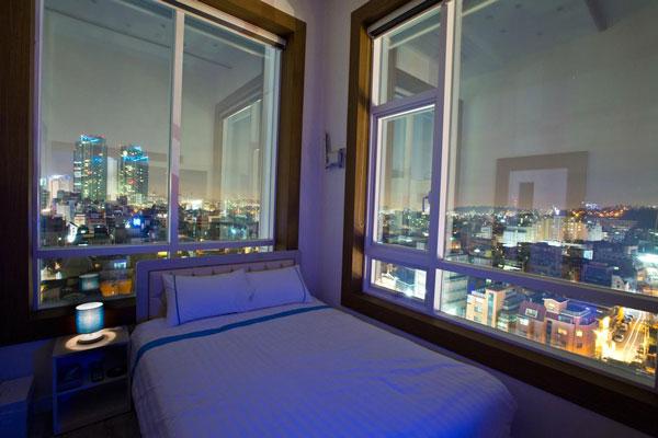 韓國飯店 Hotel the one