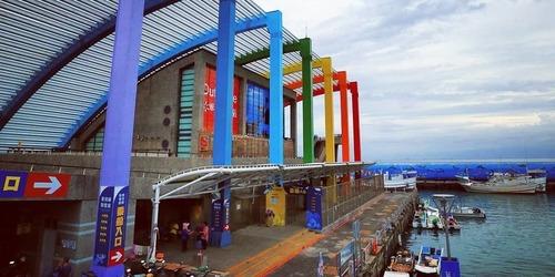 小琉球旅遊推薦白沙尾碼頭