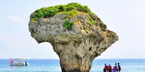 小琉球旅遊推薦花瓶岩
