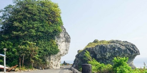 小琉球旅遊推薦厚石裙礁與紅番石