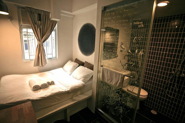 香港尖沙咀正旅館