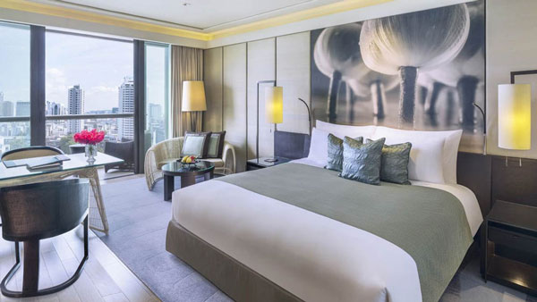 暹羅曼谷凱賓斯基飯店