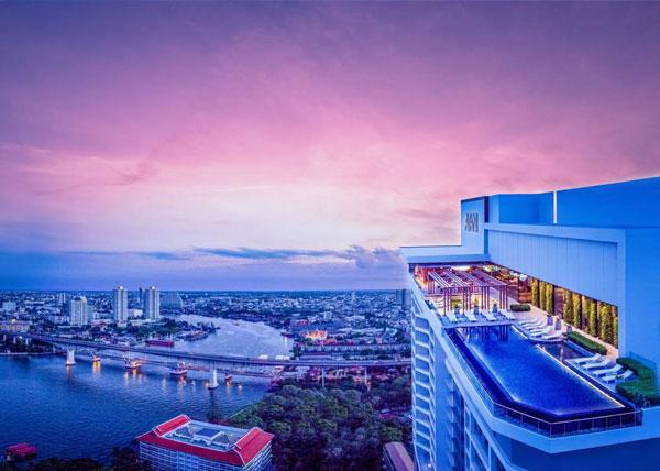 曼谷AVANI河畔飯店