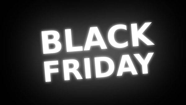 黑色星期五購物節