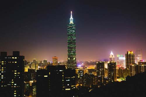 台北市景點-台北101