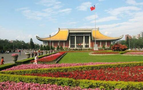 台北景點國父紀念館