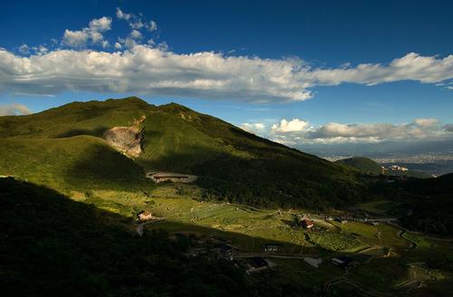 台北景點-陽明山國家公園