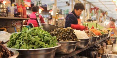 廣藏市場美食