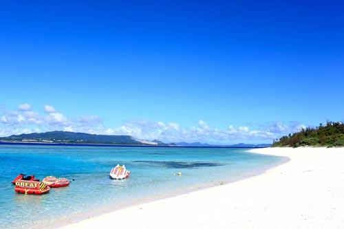 沖繩Nagannu島