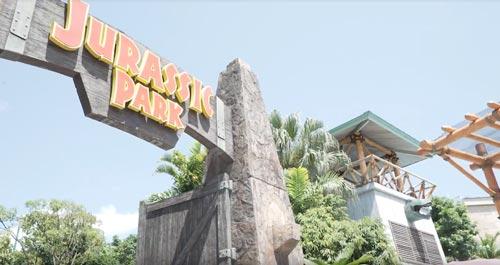 新加坡環球影城:侏羅紀公園