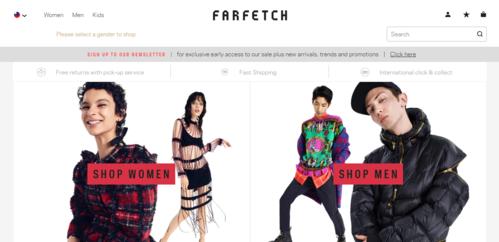 farfetch官網購物折扣代碼