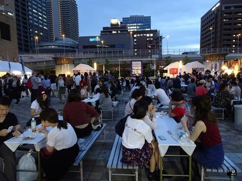 大阪旅遊推薦湊町廣場