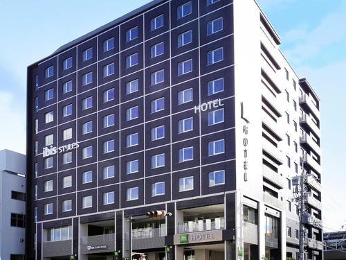 京都住宿推薦 ibis style kyoto hotel