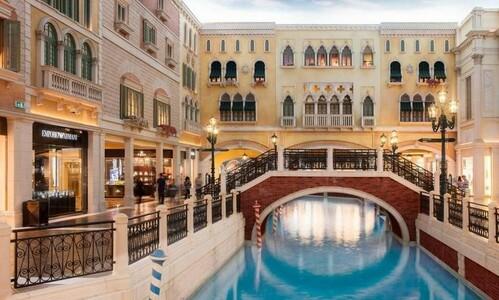 澳門旅遊推薦威尼斯人酒店