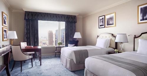 大阪飯店推薦 The Ritz-Carlton 麗池卡爾頓酒店