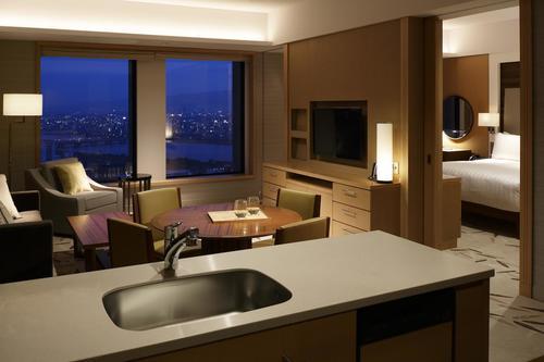 大阪米其林飯店 Intercontinental 洲際酒店