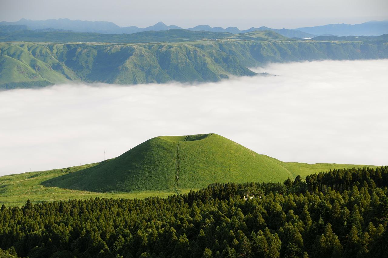 九州景點推薦阿蘇火山