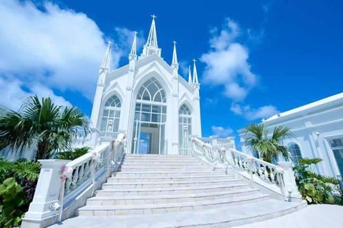 沖繩機加酒景點推薦飯店教堂