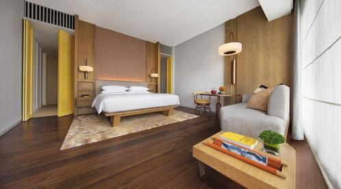 新加坡機加酒住宿推薦安達仕凱悅概念飯店