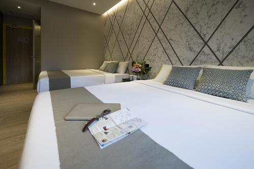 新加坡機加酒住宿推薦Hotel Mi