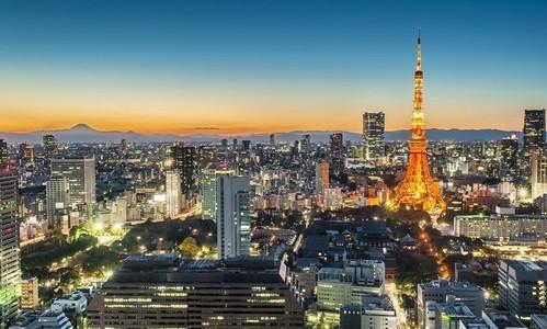 東京自由行景點推薦東京鐵塔