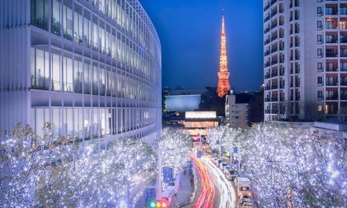 東京自由行景點六本木
