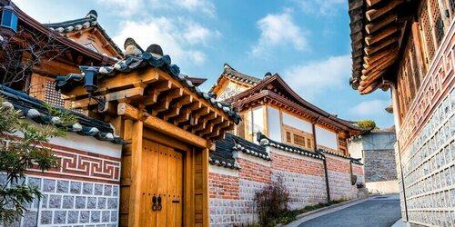韓國北村韓屋村
