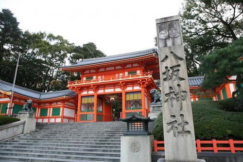 京都旅遊推薦八坂神社