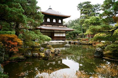 京都景點推薦金閣寺、銀閣寺