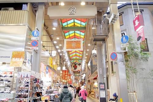 京都旅遊推薦錦市場