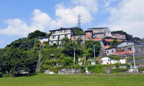 台北旅遊寶藏巖
