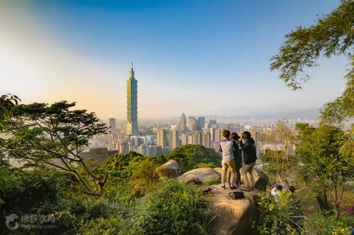 台北旅遊推薦象山親山步道