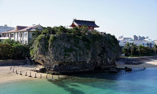 沖繩旅遊推薦波之上神宮