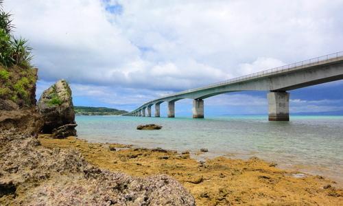 沖繩景點推薦古宇利大橋