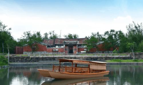 宜蘭旅遊景點國立傳統藝術中心