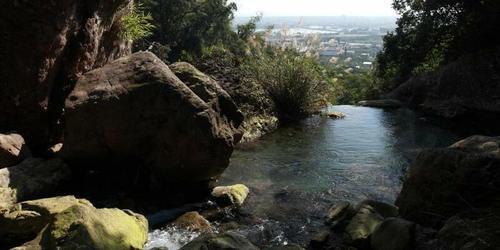 宜蘭旅遊推薦猴洞坑瀑布