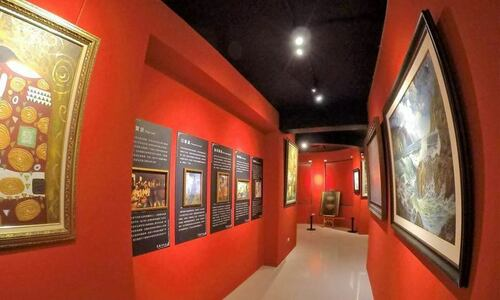 宜蘭旅遊推薦畫框博物館
