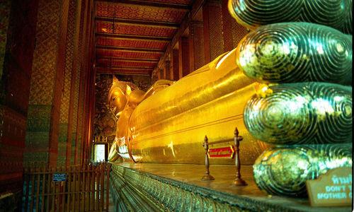 曼谷旅遊推薦臥佛寺