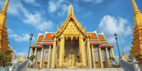 曼谷旅遊推薦大皇宮