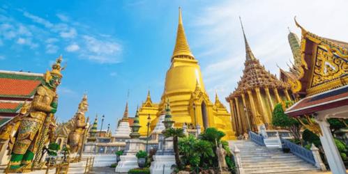 曼谷旅遊推薦玉佛寺