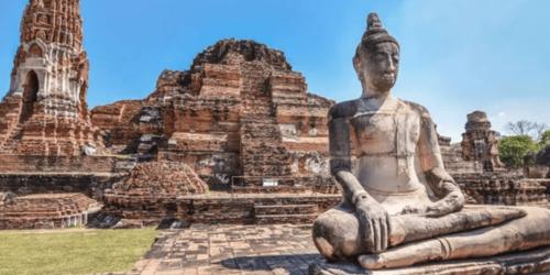曼谷旅遊推薦瑪哈泰寺