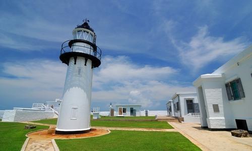 澎湖景點推薦西嶼燈塔