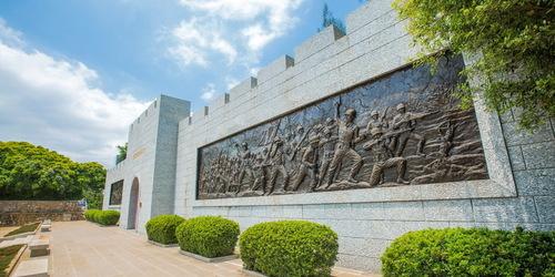 古寧頭戰史館金門旅遊