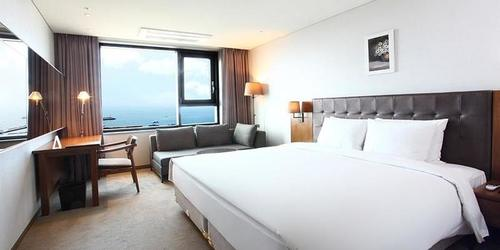 韓國自由行推薦濟州格拉貝爾飯店