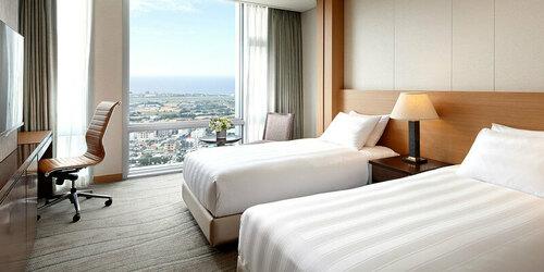 韓國自由行住宿濟州樂天城市飯店