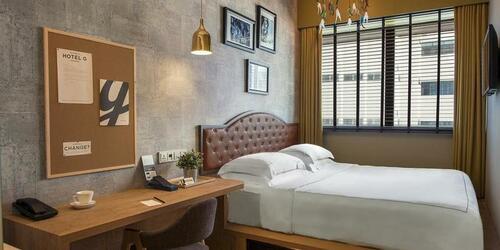 新加坡飯店推薦Hotel G Singapore